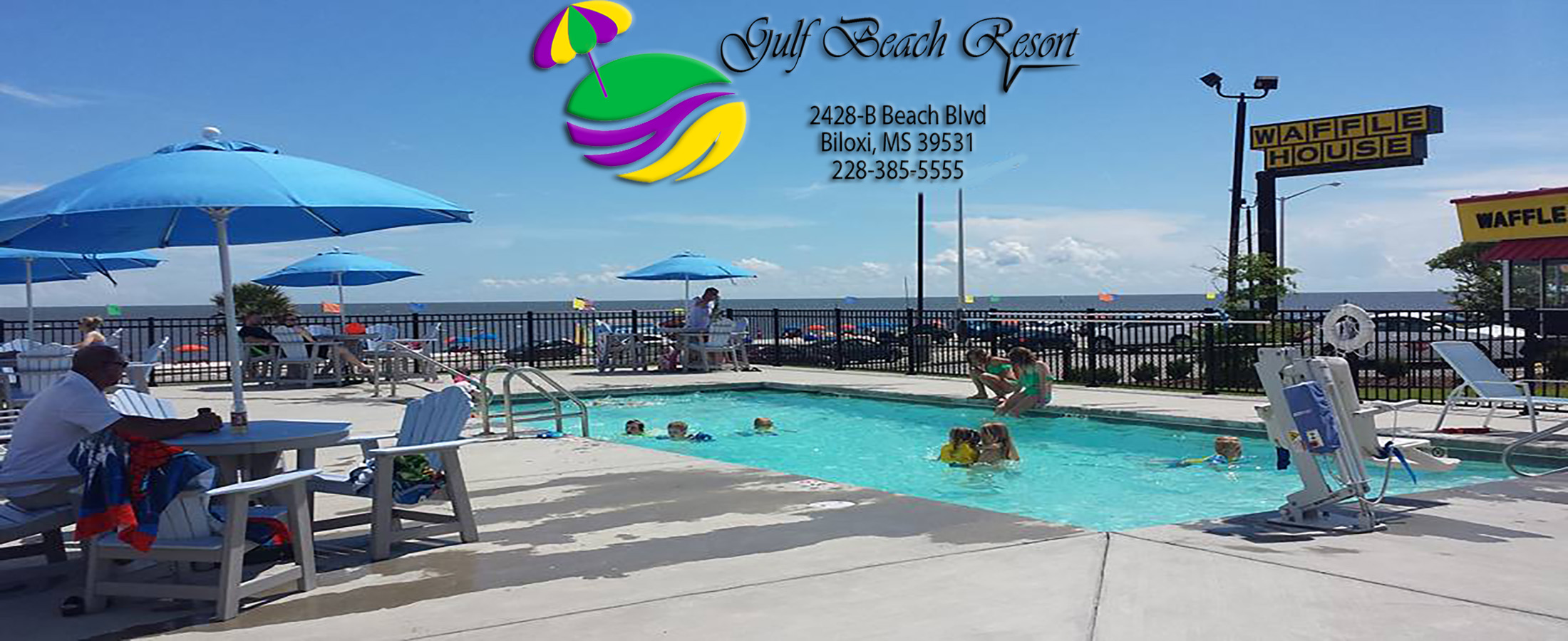 Gulf Beach Rv Resort Biloxi S Premier Rv Destination